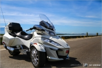 休旅霸者 CAN-AM SPYDER RT !!