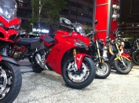 Ducati SuperSport S 已掛牌